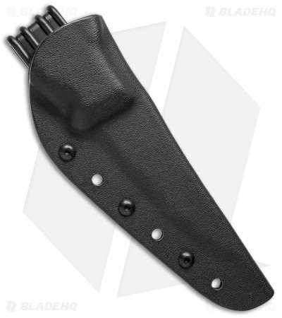 Armory Plastics Mora Companion Black Kydex Sheath w/ Belt Clip