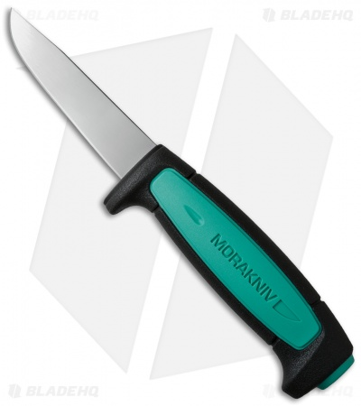"Morakniv Flex Knife Teal (3.5"" Satin) 12248 Sweden"