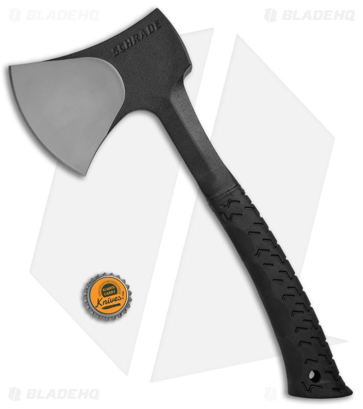Schrade Machete Amp Hatchet Combo Set Schcom6 Blade Hq