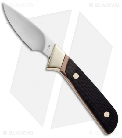 "Schrade Old Timer 156OT Lil' Finger Fixed Blade Knife (2.75"" Satin)"