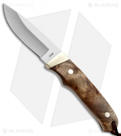 "Schrade Old Timer Pro Hunter Knife Desert Ironwood (3.625"" Satin) PHW"