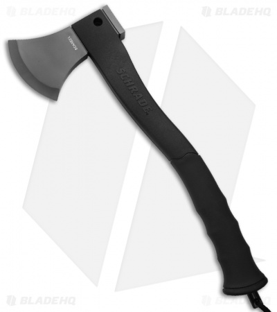 "Schrade SCAXE2L Large 16"" Axe w/ Fire Striker"