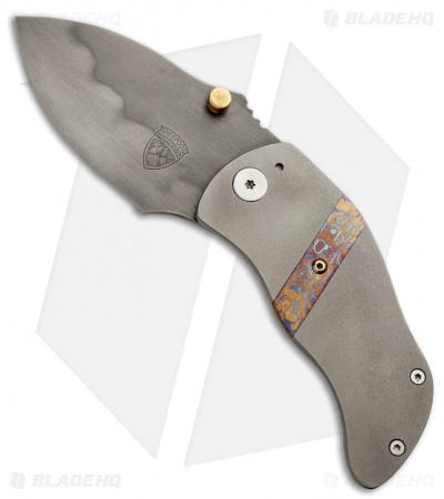 "Sheepdog Knives FH Folding Knife (2.75"" Hamon)"