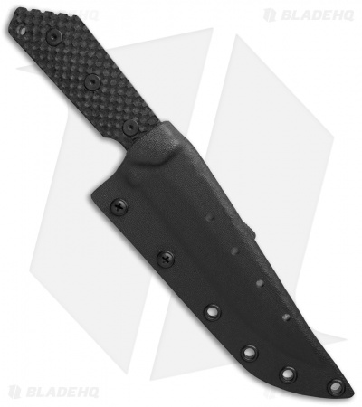 "Strider MK1C Fixed Blade Knife Black G-10 (5.5"" Stonewash)"