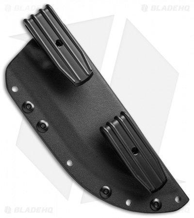 Armory Plastics TOPS Tom Brown Tracker #1 Black Kydex Sheath w/ Belt Clip