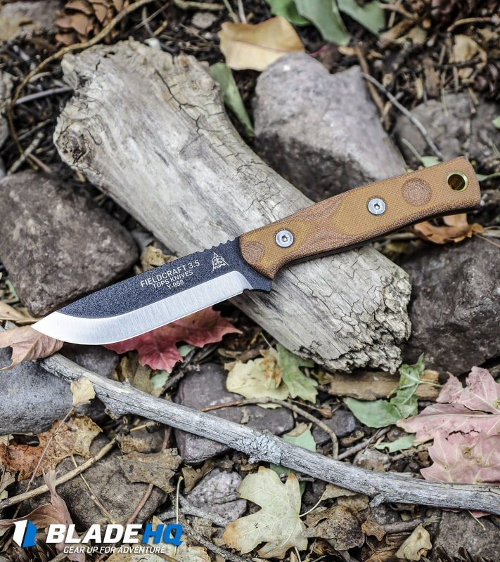TOPS Mini BOB Fieldcraft Knife