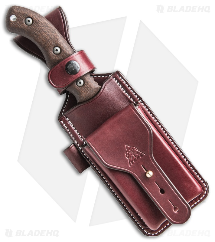 Tops Knives 20th Anniversary Tom Brown Tracker 3 Knife Blade Hq