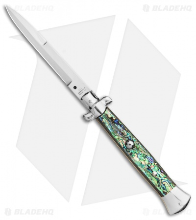 5. AGA Campolin 15-Inch Italian Stiletto Switchblade