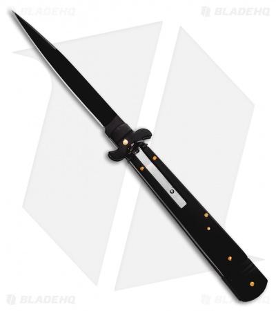 4. SKM 9.75-Inch Slimline Leverlock Italian Stiletto Knife