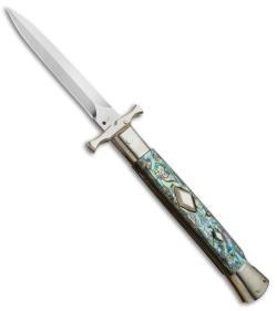 """AGA Campolin 13"""" Bat Swinguard Diamond Automatic Knife ..."""