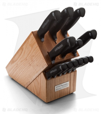 Cold Steel Kitchen Classics Set (13-Piece) 59KSSET