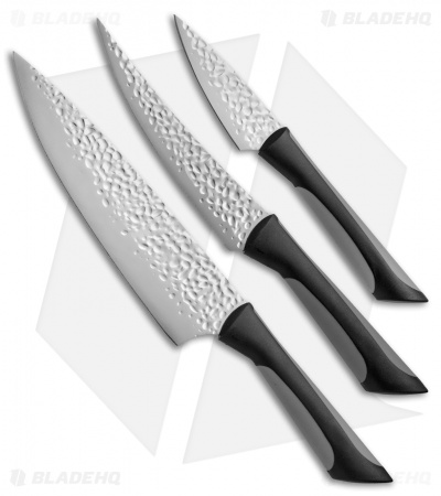 KAI Luna 3-Piece Essential Kitchen Knife Set ABS0370