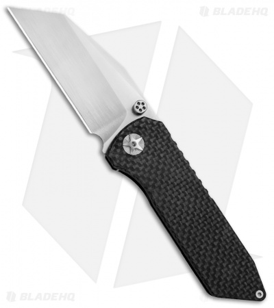 "EOS Surgeon Frame Lock Knife Carbon Fiber (3.75"" Satin)"