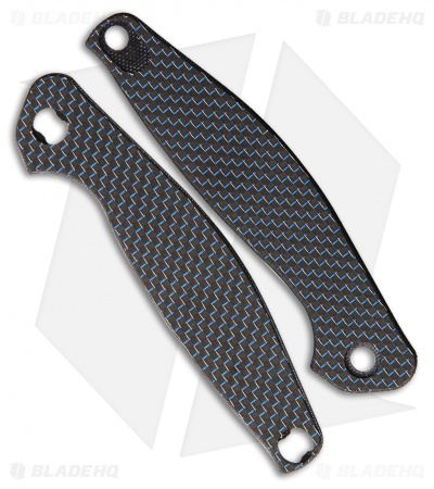 Real Steel E771 Carbon Fiber/G-10 Replacement Scales for Real Steel Sea Eagle