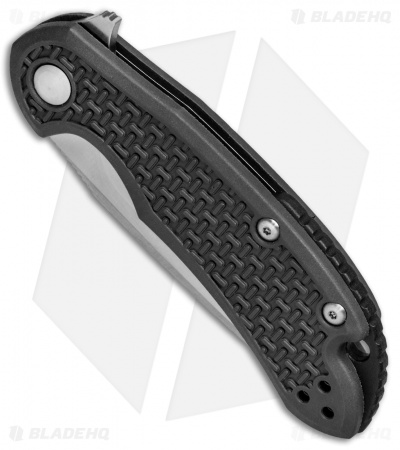 "Steel Will Knives Cutjack Mini Flipper Knife Black FRN (3"" Satin) C22M-1BK"