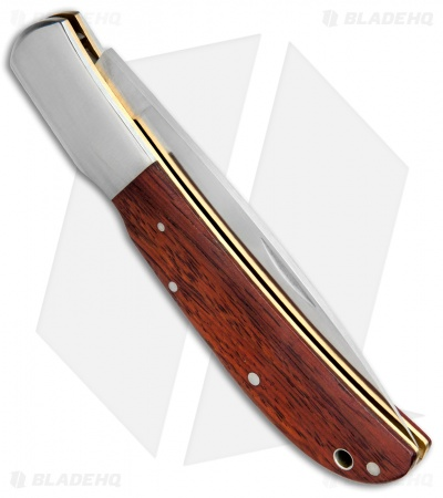 "Al Mar Falcon Classic Pocket Knife Cocobolo (3.125"" Plain) 1003C"