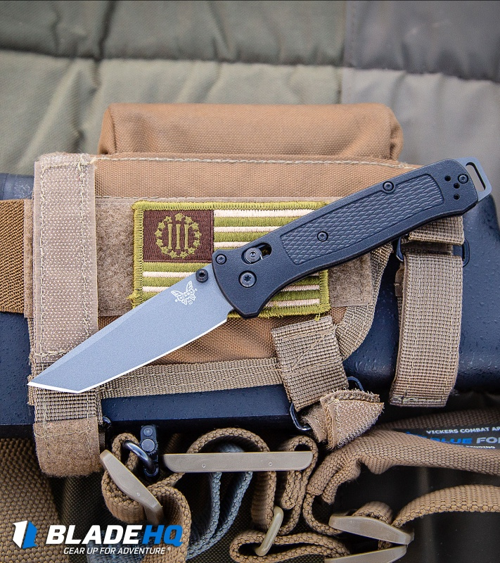 Benchmade Bailout with Patch