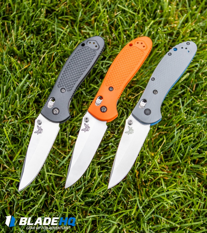 Assorted Benchmade Griptilians