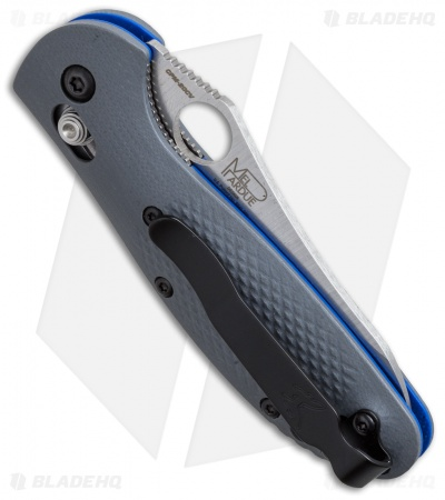 "Benchmade Mini Griptilian PROTOTYPE 555-1 AXIS Lock Knife (2.91"" Satin)"