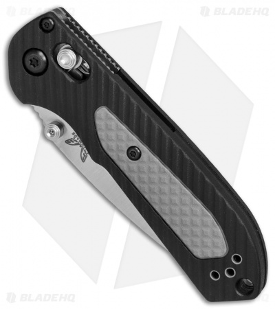 "Benchmade 565 Mini Freek AXIS Lock Knife Black/Gray (3"" Stonewash)"