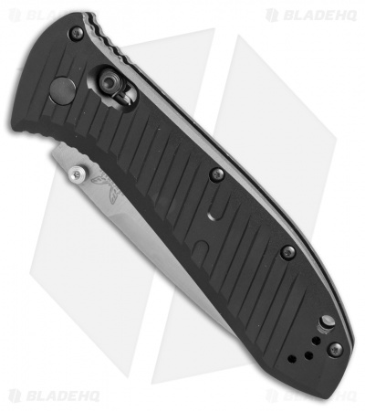 "Benchmade 570 Presidio II AXIS Lock Knife  (3.7"" Satin)"