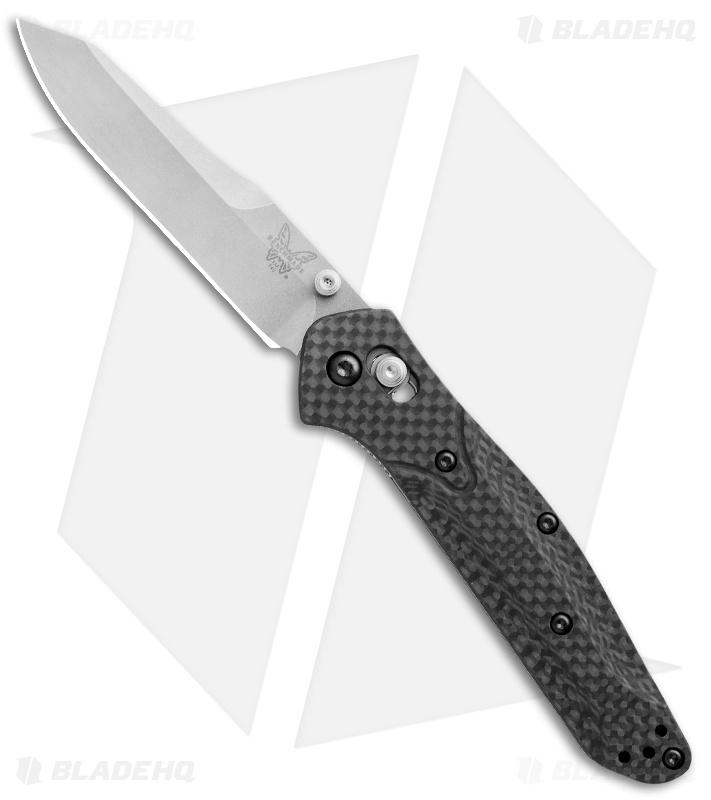 Benchmade 940 1 Osborne Axis Lock Knife Carbon Fiber Blade Hq