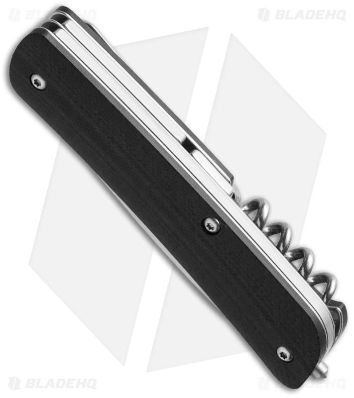 boker tech tool carbon fiber 2 pocket knife multi tool 2 75 polish