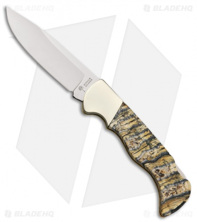 "Boker Mammoth I Lock Back Knife (3.125"" Satin) 110146"