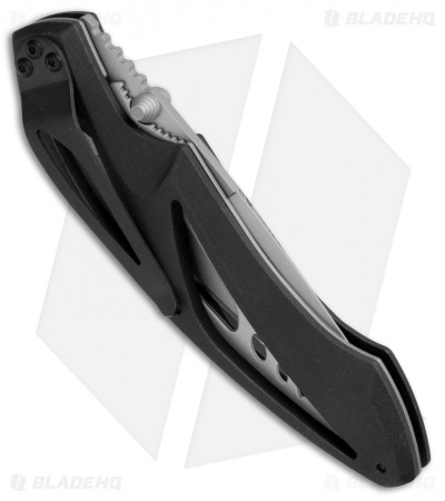 "Buck Adrenaline Liner Lock Knife Black (2.8"" Satin) B177-BK-0"