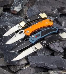 Buck 112 Ranger | Automatic Lockback Knife | Ebony