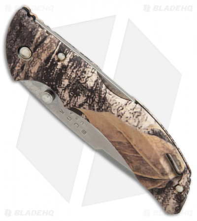 "Buck Bantam BLW Lockback Knife Mossy Oak Break-Up Camo (3.125"" Satin) 0285CMS"