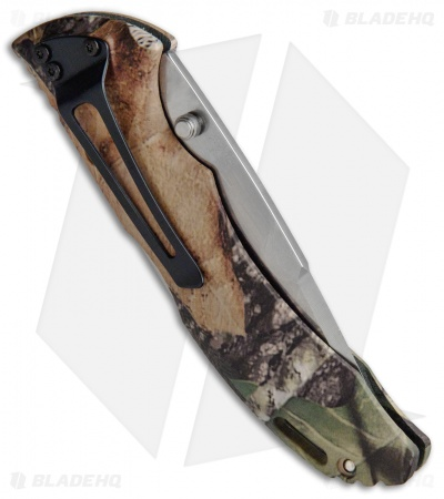 "Buck Bantam BHW Lockback Knife Mossy Oak Break-Up Camo (3.625"" Satin) 0286CMS"