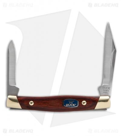 "Buck Companion Knife 3"" Rosewood Dymondwood 0309RWS"