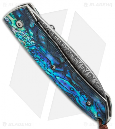 "Buck n Bear Abalone Tactical Folder (3.1"" Damascus) 388138"