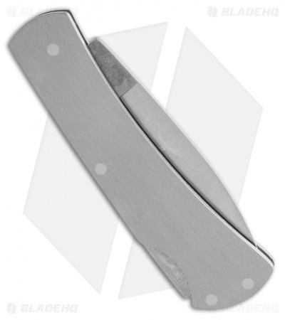 "Case Executive Lock Back Knife 3"" Stainless Steel (M1225L SS) 041"