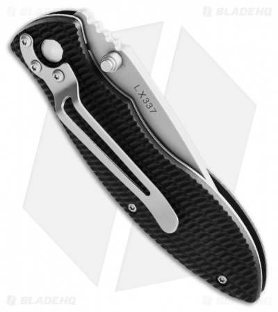 "Coast LX337 Liner Lock Knife (3.25"" Bead Blast)"