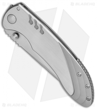 "CRKT Ruger Knives Trajectory Frame Lock Knife (3.25"" Satin) R2802"