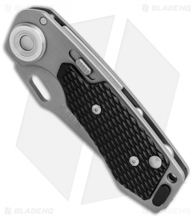 "CRKT Hawk D.O.G. Manual Folding Knife (3.5"" Bead Blast Serr) 4514"