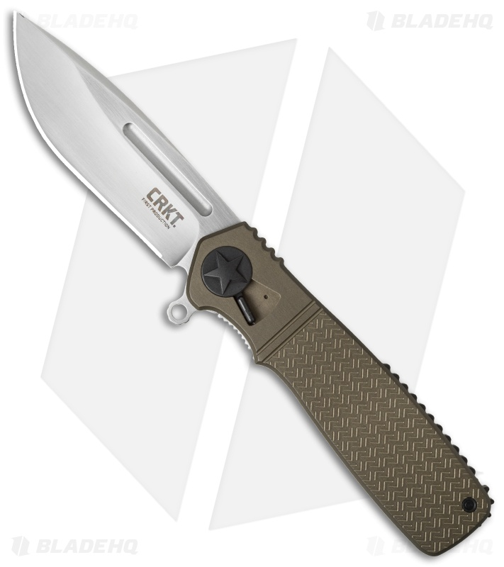 CRKT Homefront Field Strip Knife (3.5