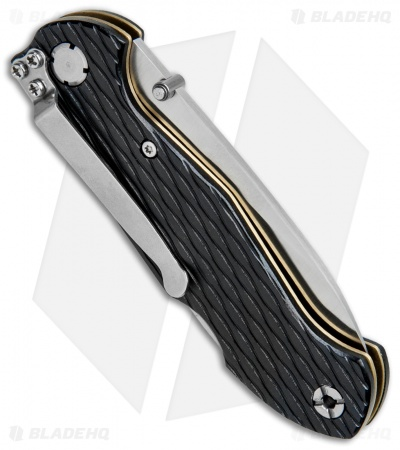 "CRKT Lake 111 Lockback Knife (3"" Satin) 7255"