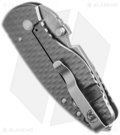 "DPx HEAT/F Frame Lock Knife 3D Titanium (2.375"" Stonewash) - Limited Edition"