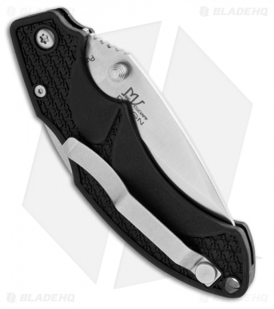 "Fox Knives USA Forza Lock Back Knife Black FRN (3.5"" Satin)"