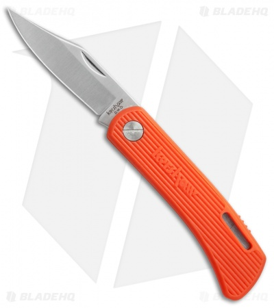 "Kershaw D.W.O. Classic 3000 Lockback Knife Orange (2.38"" Satin)"