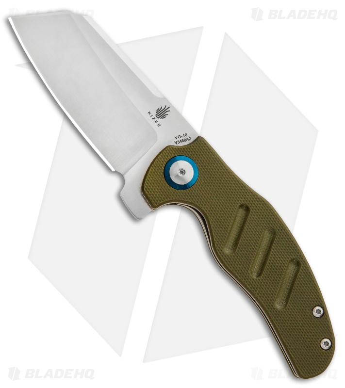kizer vanguard mini sheepdog c01c green