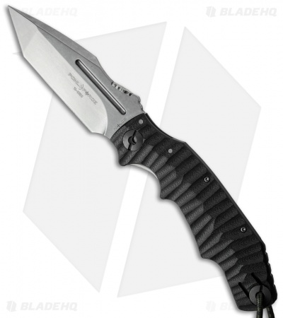 "Pohl Force Foxtrot Three Outdoor Frame Lock Knife (4.5"" Stonewash) 1044"
