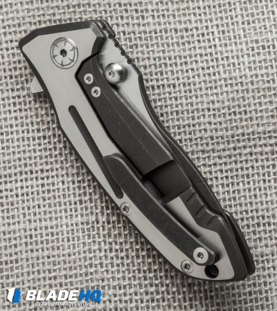 "Reate Event Horizon Flipper Knife Titanium (3.5"" Two-Tone) CM"