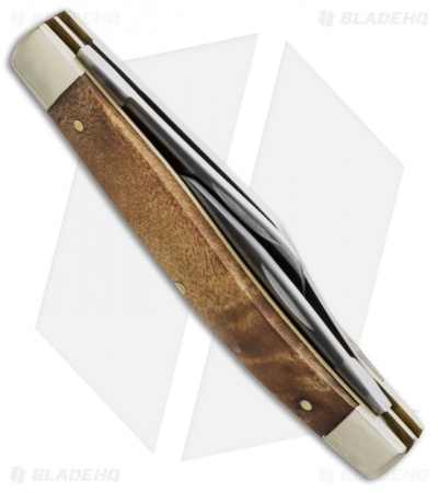 "Old Timer Senior Knife 3.875"" Desert Ironwood 8OTW"