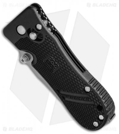 "SOG Spec Elite Mini Knife Arc-Lock Folding (2.75"" Bead Blast) SE-01"