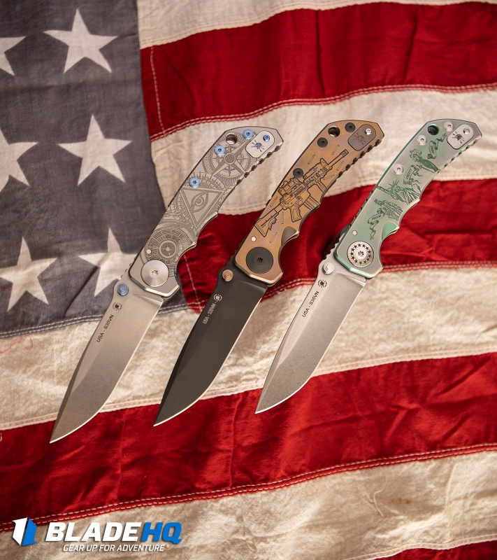 Spartan Blades Harsey Folding Knife