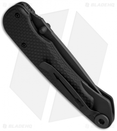 "Spartan Blades Akribis Folder Knife Carbon Fiber (3.5"" Black)"